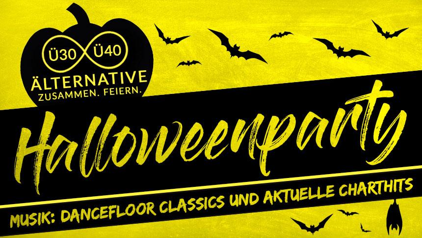 Älternative - Zusammen. Feiern. präsentiert:Halloweenparty im Engelshof